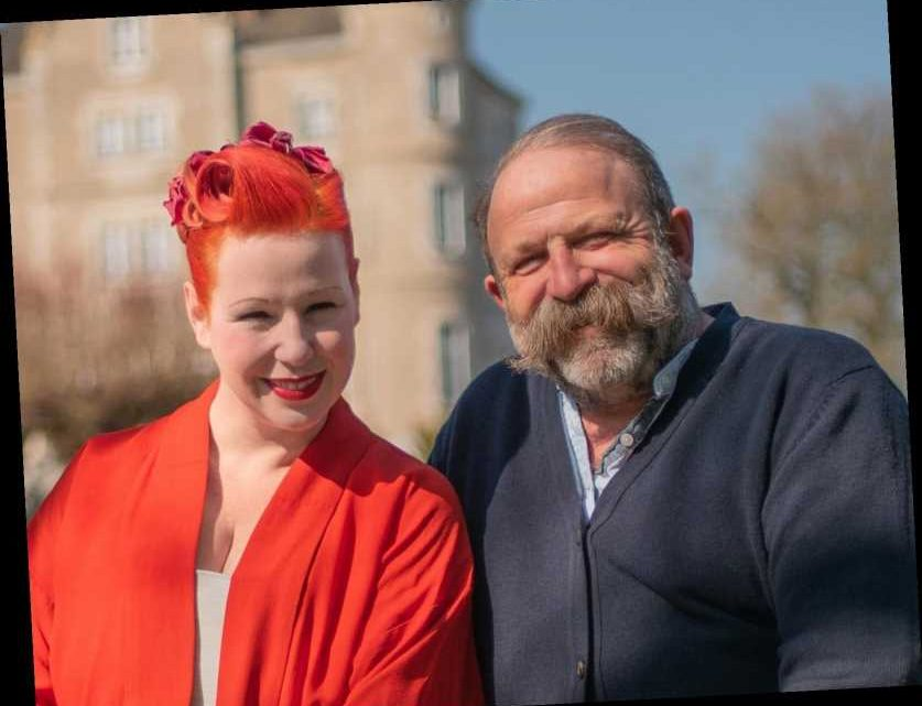 How old is Escape To The Chateau star Dick Strawbridge's wife Angel Adorée? – The Sun