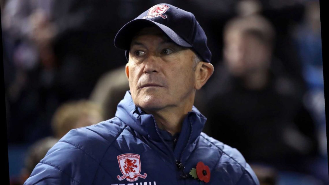 Tony Pulis returns to management at Sheffield Wednesday after year out as he replaces the sacked Garry Monk