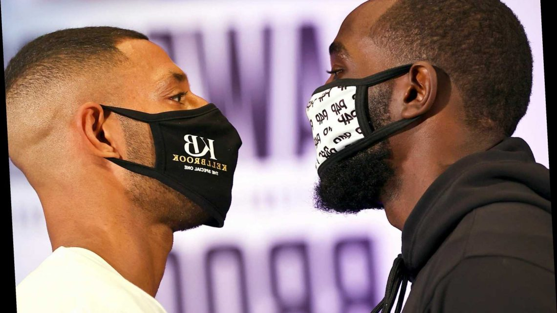 Terence Crawford vs Kell Brook undercard: Who else is fighting on a packed Las Vegas bill?