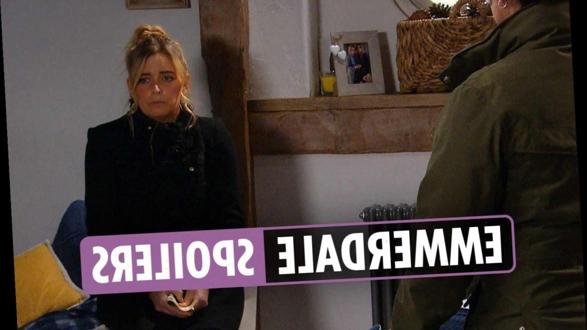 Emmerdale spoilers: Charity Dingle heartbroken as Vanessa Woodfield drops a shock bombshell on her