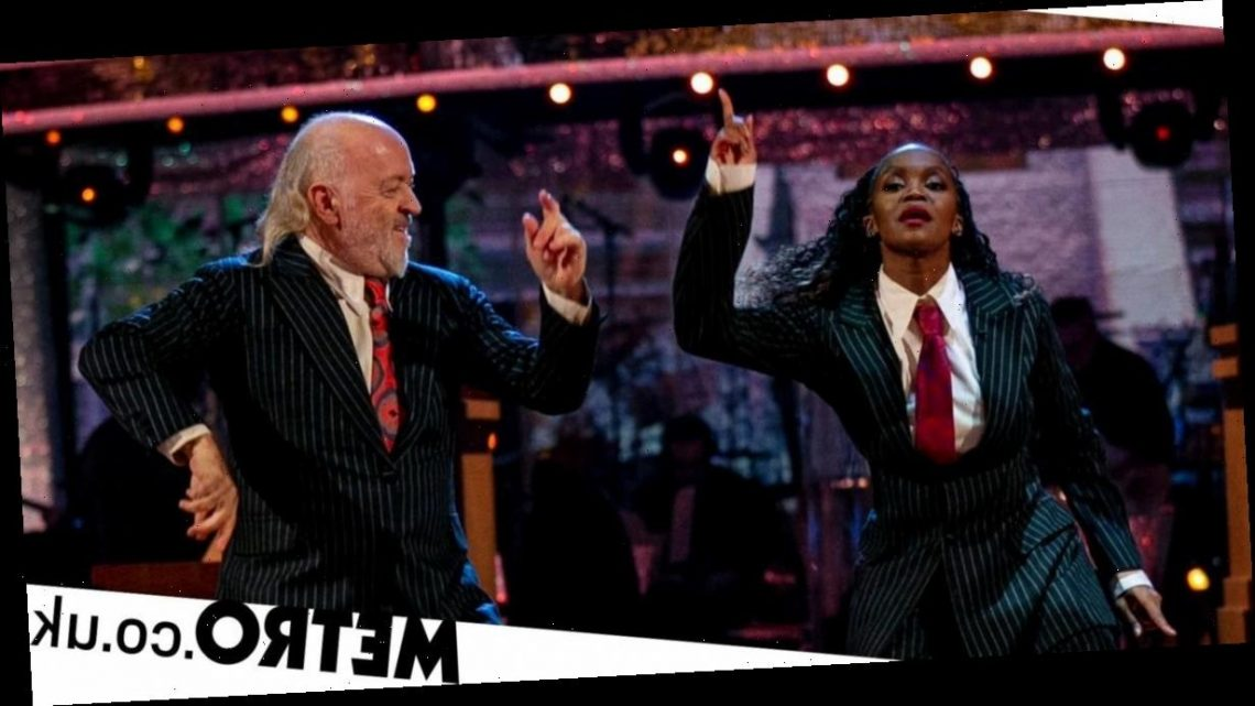 Actual Janet Jackson is a fan of Strictly's Bill Bailey