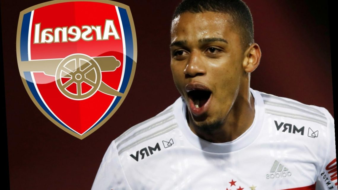 Arsenal handed huge transfer boost with Brazilian target Brenner not needing work permit as he 'owns Italian passport'