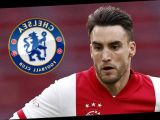 Chelsea transfer target Nicolas Tagliafico 'set to sign new Ajax deal next week but free to join new club next summer'