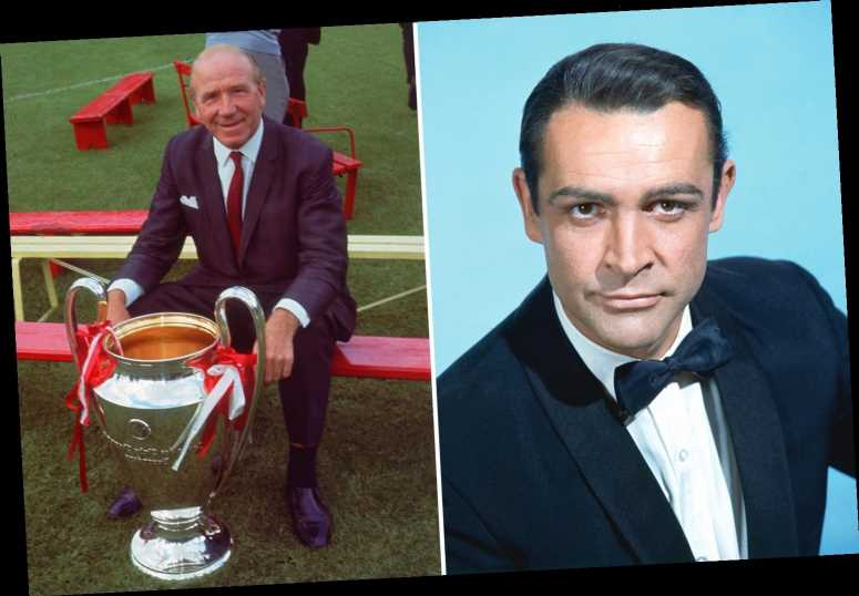 Sean Connery was offered Man Utd contract worth £25 a week by legendary boss Matt Busby