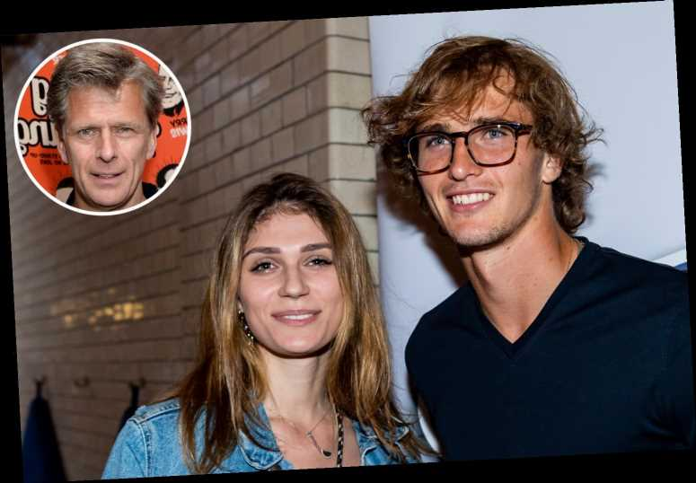 Alex Zverev domestic abuse allegations are 'weighing heavily' on German, claims Andrew Castle