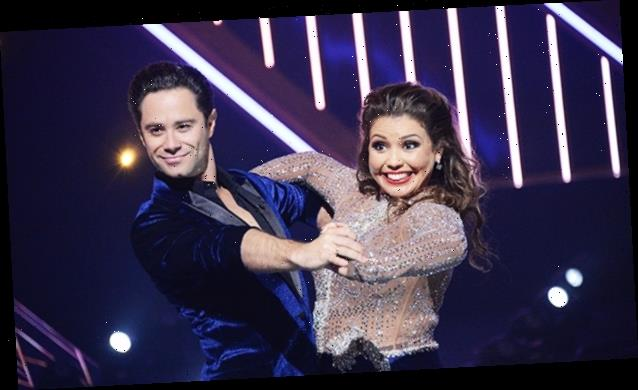 Sasha Farber Admits It Was 'Rough' Dancing With A Back Injury Ahead Of 'DWTS' Finale