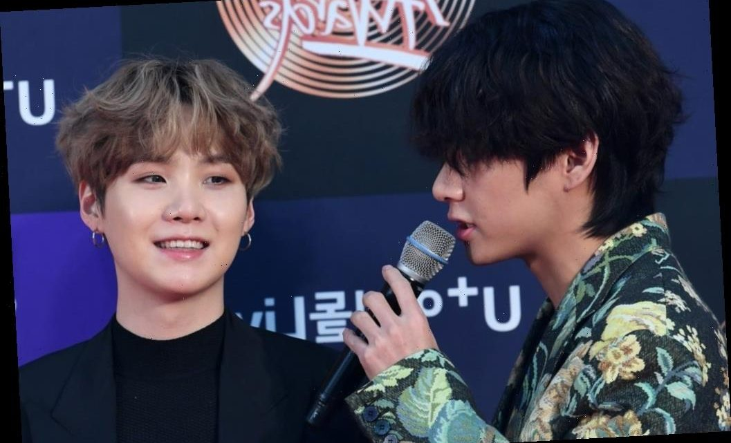BTS' Suga Didn't Wear Braces on His Upper Teeth — They're Just Naturally That Perfect