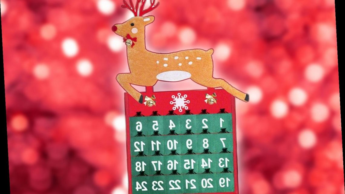 Here's how to get an Advent Calendar with SWAROVSKI® crystals for £25