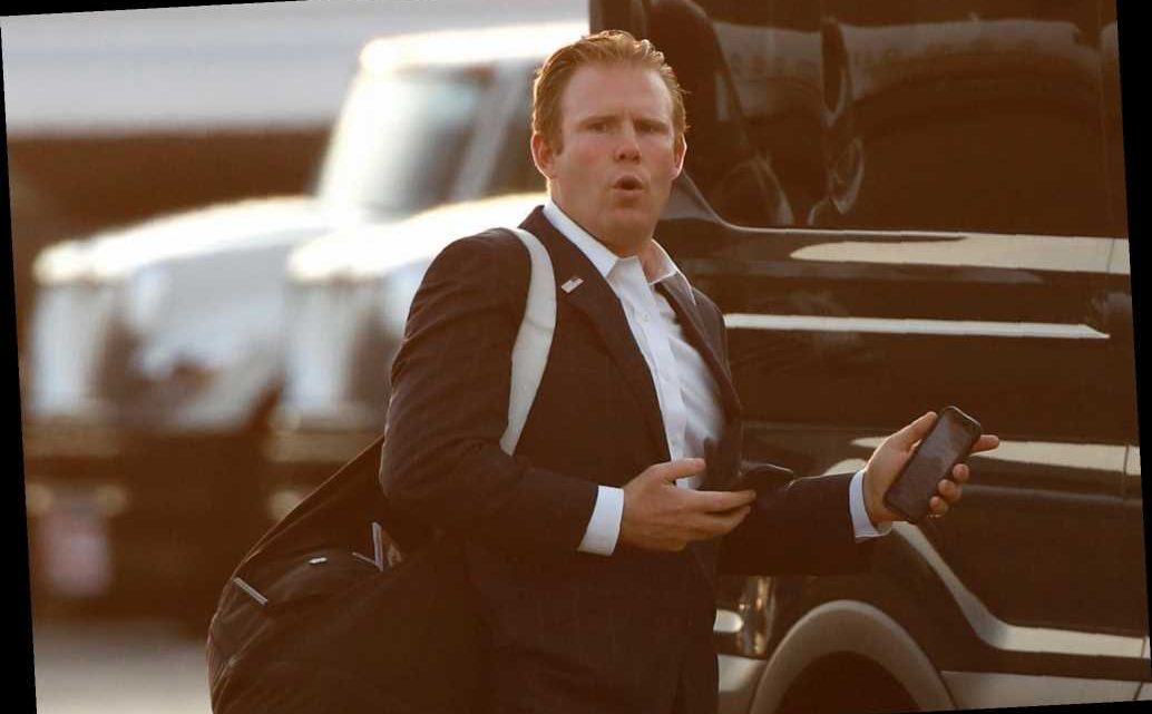 Andrew Giuliani, son of Rudy and aide to Trump, has COVID-19