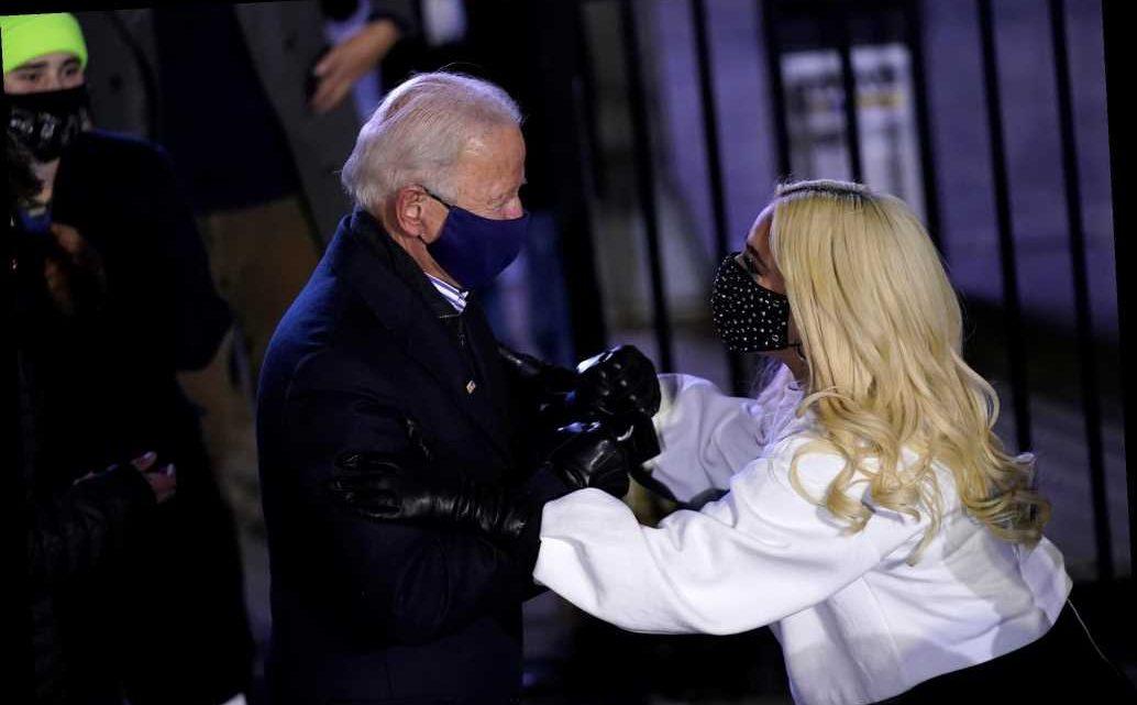 Biden predicts 'big win' against Trump at final rally with Lady Gaga