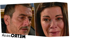 Spoilers: Peter destroyed as he discovers Carla's cheating secret in Corrie