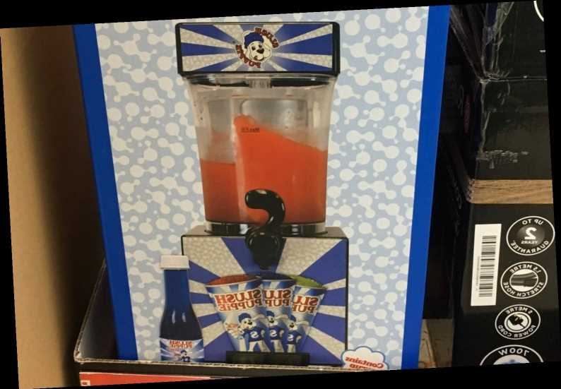 Asda's early Black Friday deals include a Slush Puppie machine for £25 instead of £45