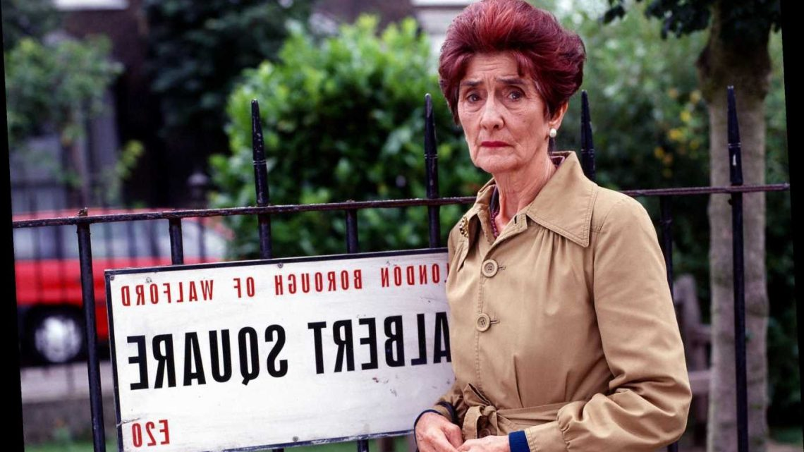 EastEnders' Dot Cotton crowned greatest soap character of all time