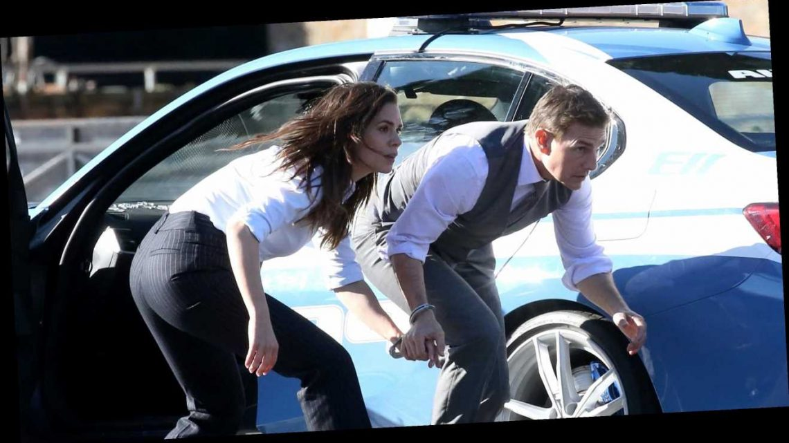Tom Cruise Gets Handcuffed to Hayley Atwell for 'Mission: Impossible 7′ Scene in Rome
