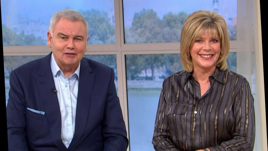 This Morning confirm Eamonn Holmes and Ruth Langsford will host tomorrow's show after their shock axing news