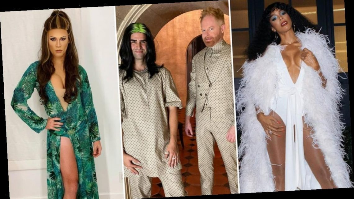 Stars Dressed As Celebs — Scary Good Double Takes!
