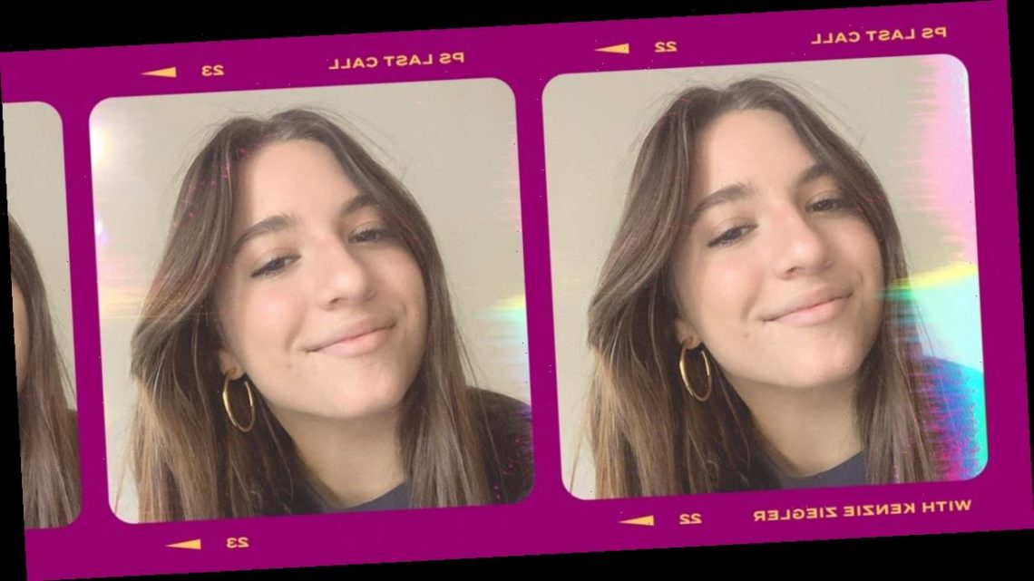 """Kenzie Ziegler on Filming the """"Donuts"""" Video, Finding Her Confidence, and Binging The Office"""