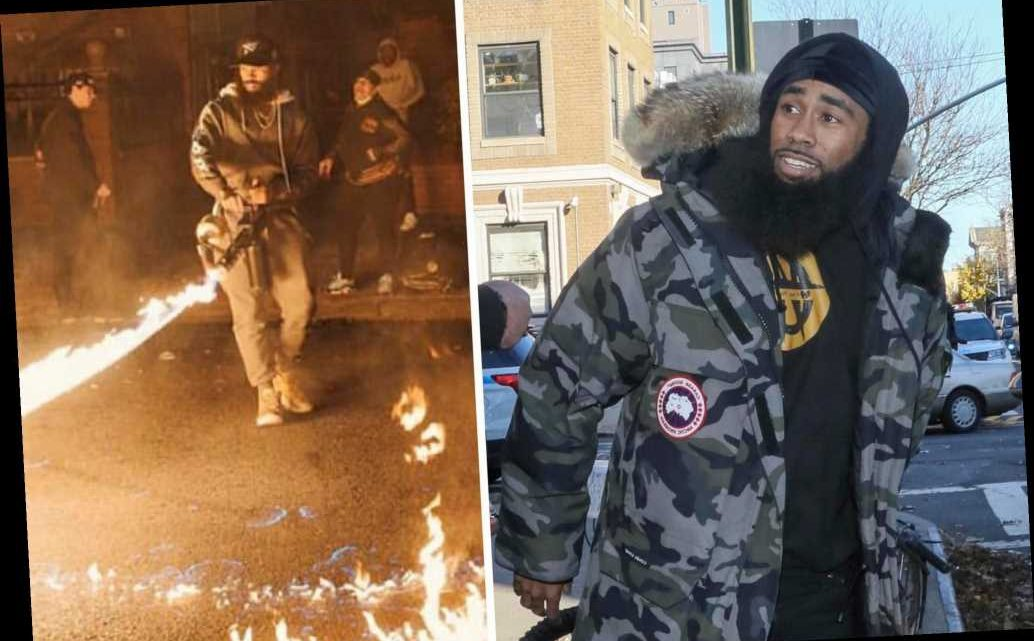 Flamethrower-wielding rapper Dupree G.O.D. tried to score PR deal off stunt