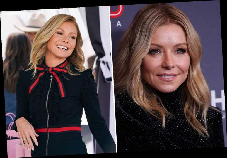 What does Kelly Ripa eat in a day?
