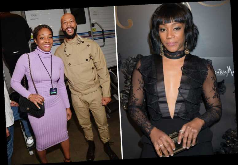 Tiffany Haddish tells boyfriend Common she wants to 'adopt or foster' kids after she spent five years in foster care