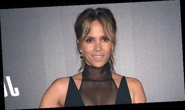 Halle Berry Remembers Having Her 1st Orgasm At Just 11 Years Old: 'I Did It To Myself' — Watch