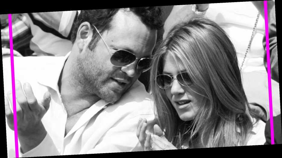 "Jennifer Aniston Said Vince Vaughn ""Brought Me Back to Life"" After Brad Pitt Divorce"