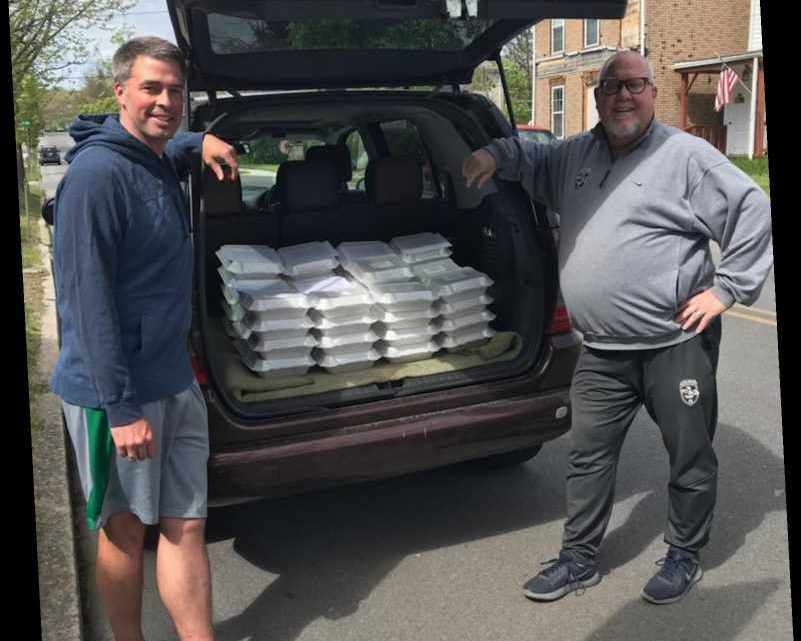 Two Dads Lead Effort to Bake, Deliver Thousands of Cookies for Frontline Coronavirus Workers