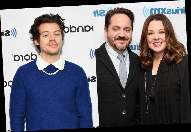 Melissa McCarthy Says Her Husband Has 'Fallen Pretty Hard' for Harry Styles: 'Not a Bad Choice'