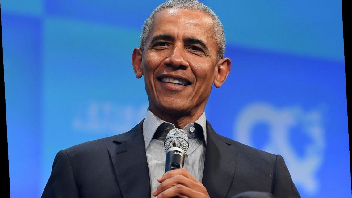 Barack Obama Makes His TikTok Debut with 'Pass the Book' Challenge
