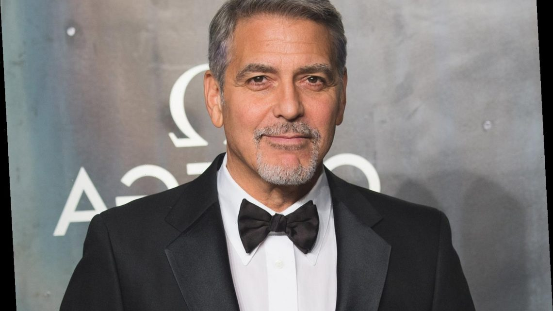 George Clooney Reveals He's Been Cutting His Hair for Years Thanks to the 1980s Flowbee Device