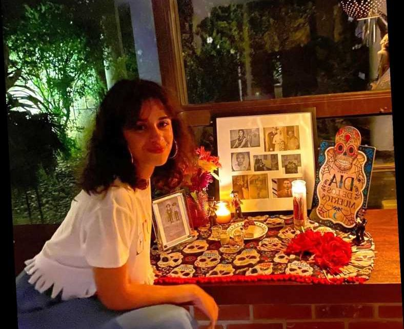 Camila Cabello Celebrates Day of the Dead and Shares Photo of Her Family's Ofrenda