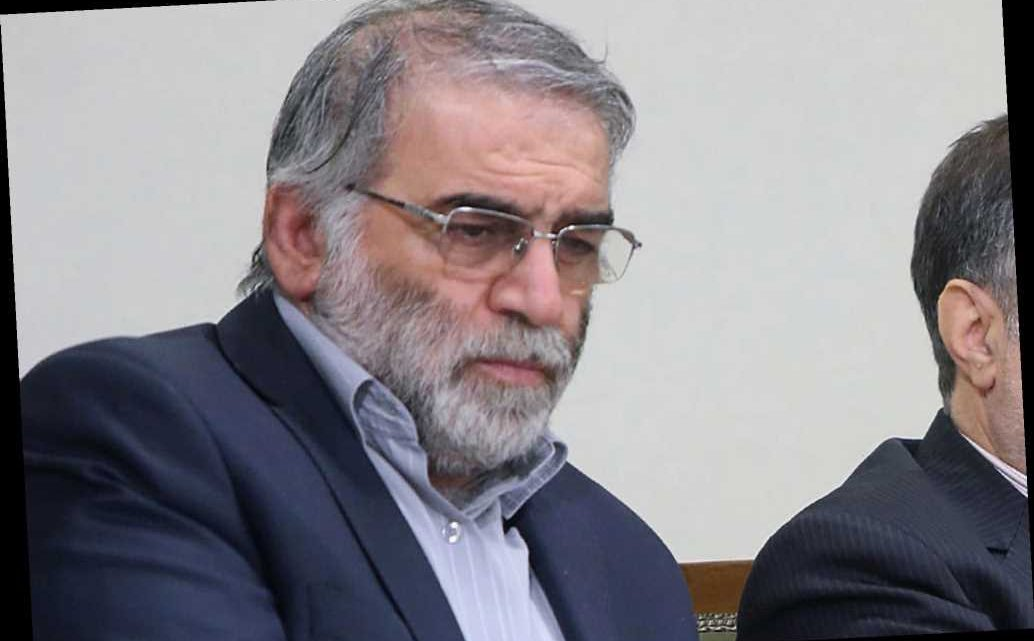 Mohsen Fakhrizadeh, Iran's top nuclear scientist, assassinated in ambush, reports say