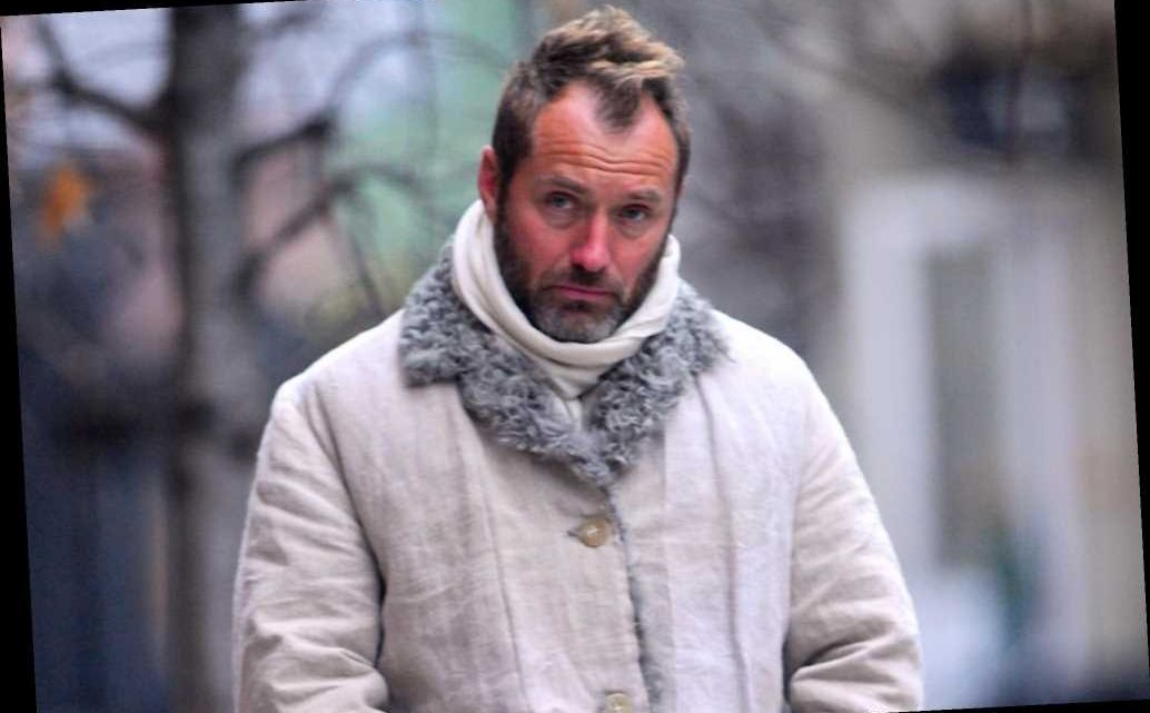 Jude Law talks playing a con man in his newest, 'The Nest'
