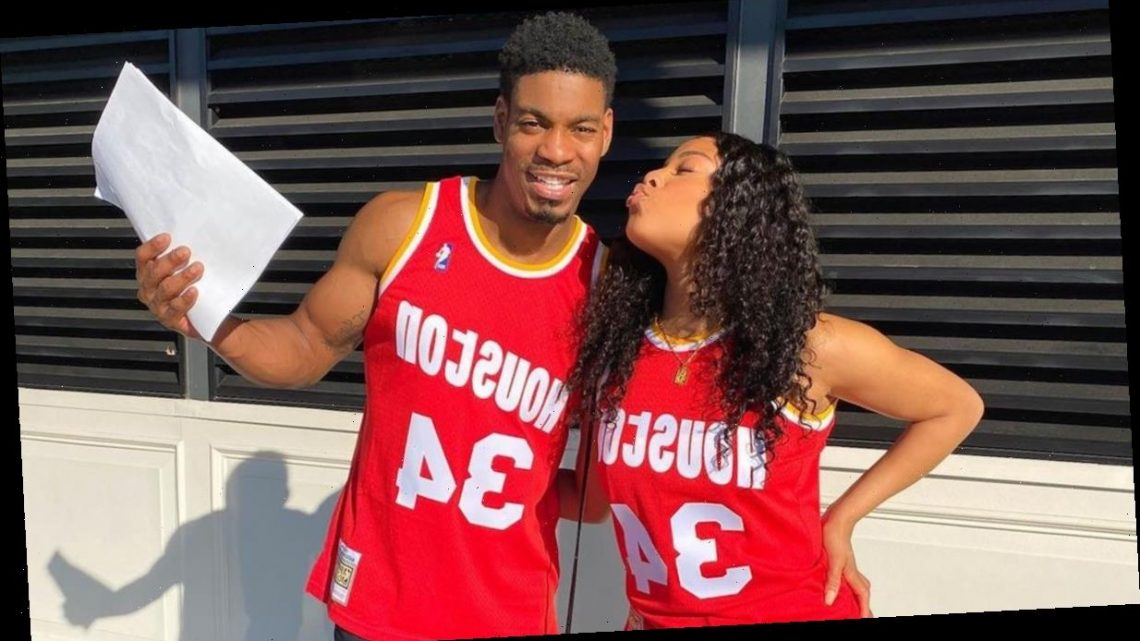 Leroy and Kam of The Challenge share big announcement with fans about their journey together
