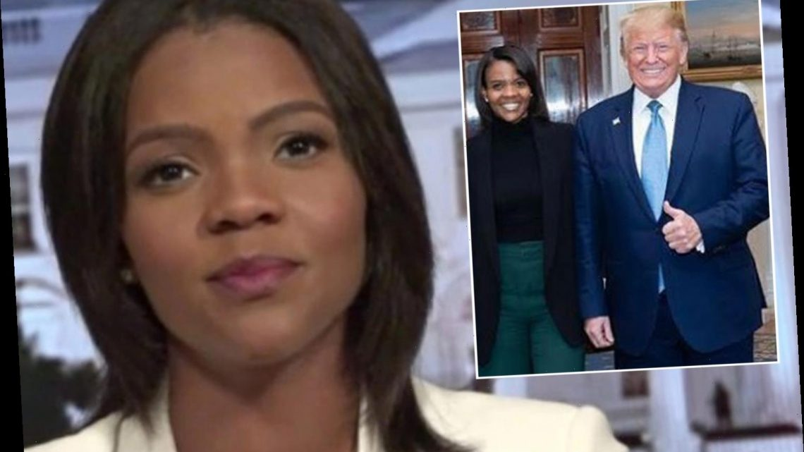 Candace Owens hints she might run for PRESIDENT in 2024 to replace Donald Trump