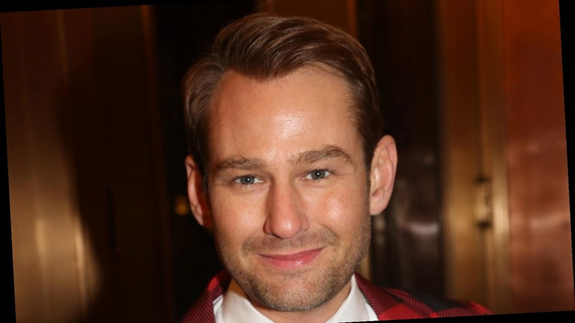 Broadway Stars Slam Actor Chad Kimball for Saying He'll Disobey COVID-19 Safety Orders