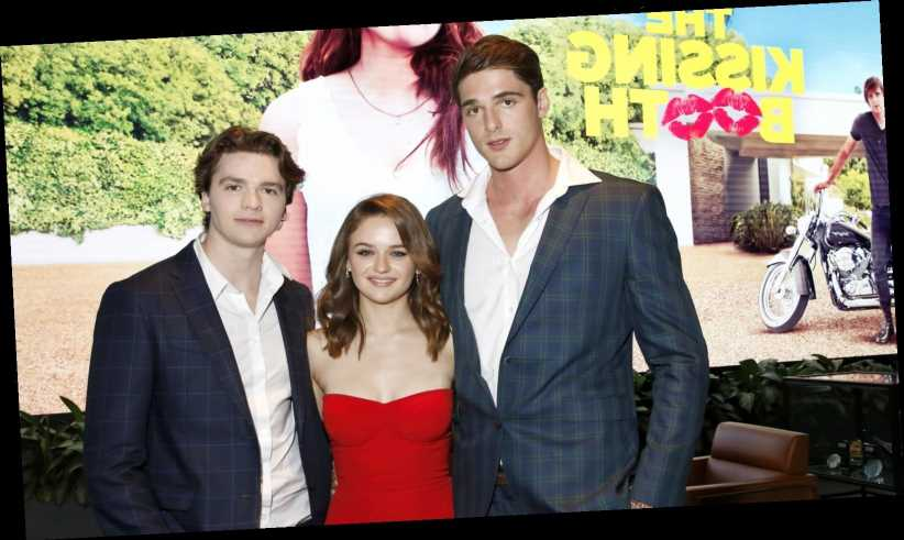 Exciting news just dropped for The Kissing Booth fans