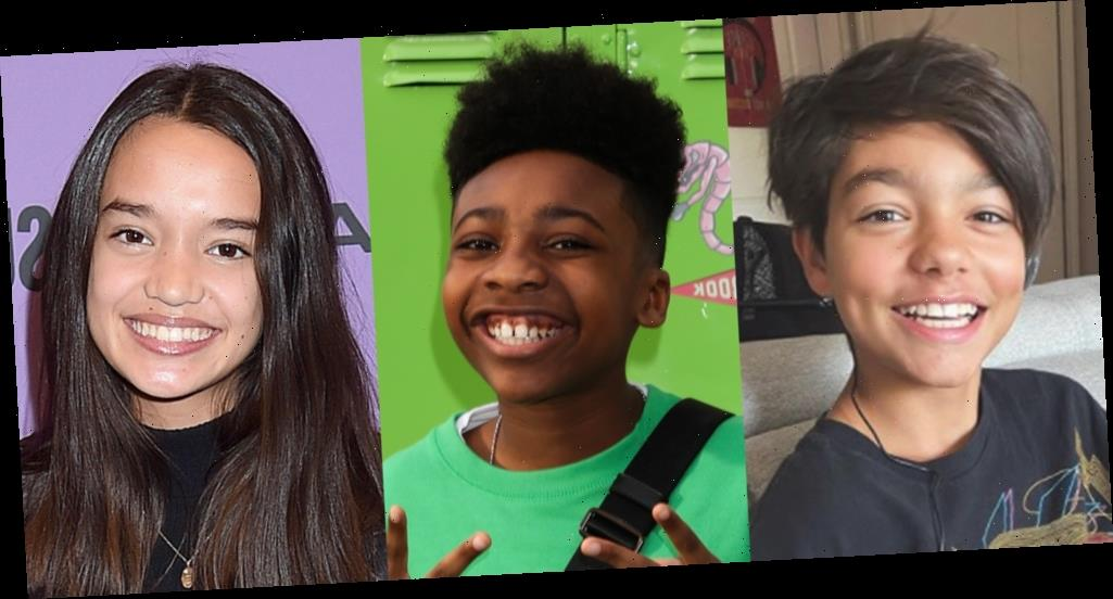 Christian J Simon, Malachi Barton & Sophia Hammons To Star In 'Under Wraps' Remake!