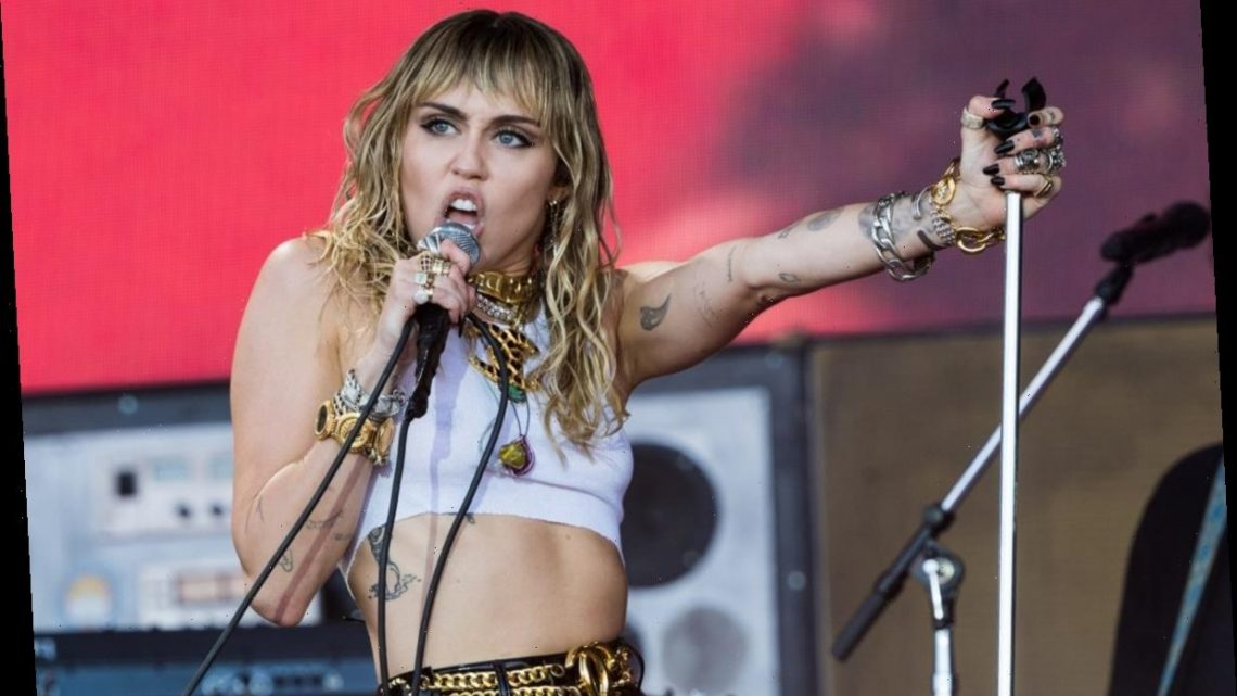 Miley Cyrus Calls Performing a 'F*cking Addiction': 'I Get To Be Myself in My Fullest Form'