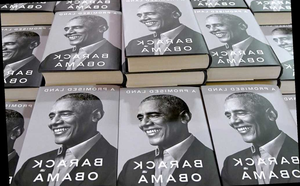 Barack Obama's memoir off to fast start, edging wife Michelle's sales