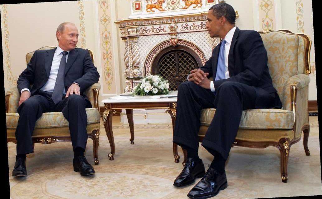 Barack Obama says Vladimir Putin went on 45-minute rant against US