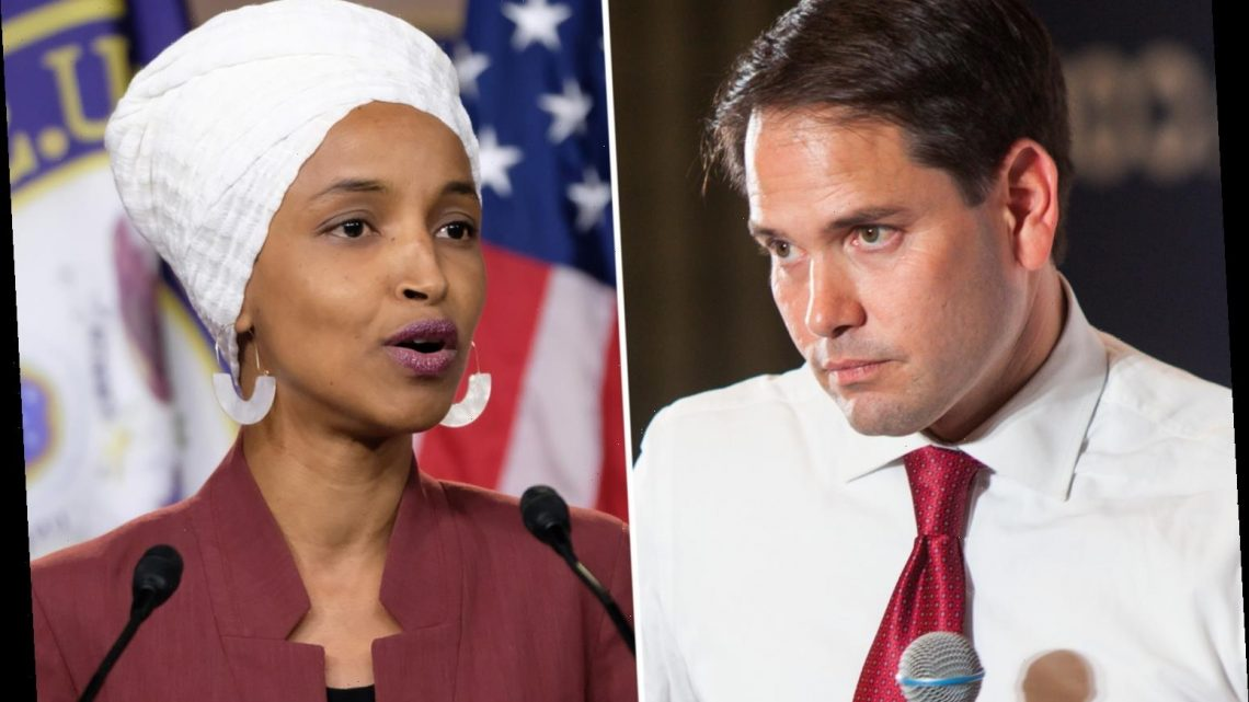 Ilhan Omar blasted for misspelling book of the Bible while attempting to slam Marco Rubio on faith