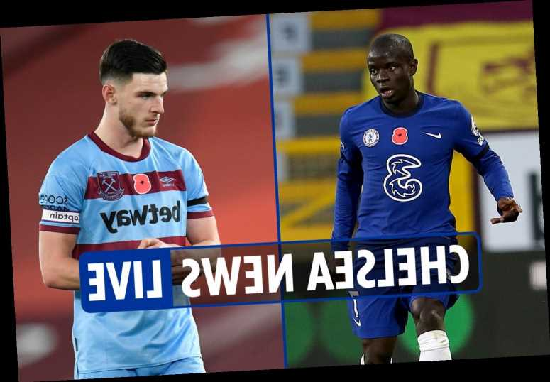 1.45pm Chelsea news LIVE: Declan Rice wanted to replace Kante, Rugani £27m transfer bid rejected, Ginter LATEST – The Sun