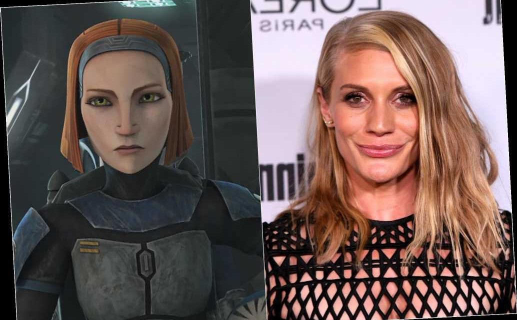 'The Mandalorian' Katee Sackhoff Said It Was 'Incredibly Special and Rare' To Play Bo-Katan in Both Animation and Live-Action