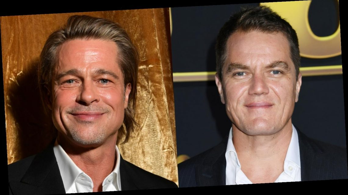 Michael Shannon Joins Brad Pitt in New Movie 'Bullet Train'