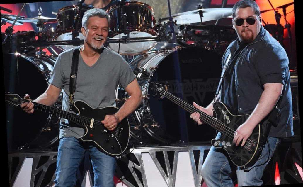 Wolfgang Van Halen sits for first interview since dad Eddie's death