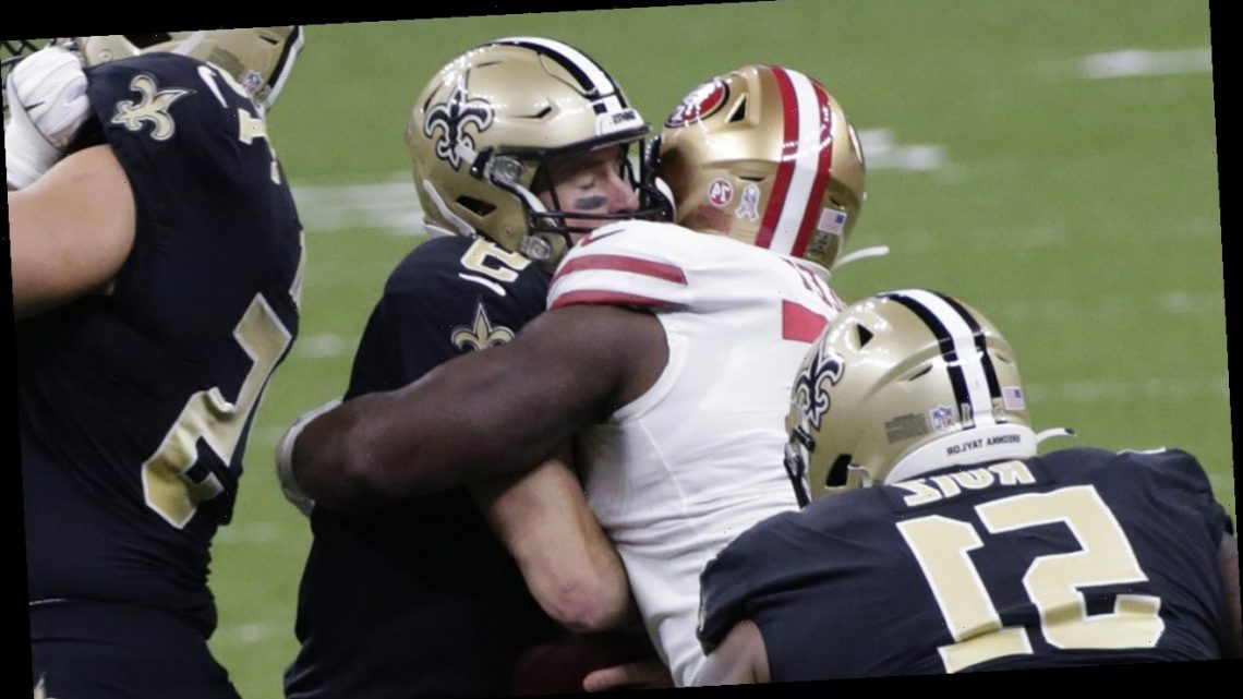 Brees to miss at least 3 games after Saints place him on IR
