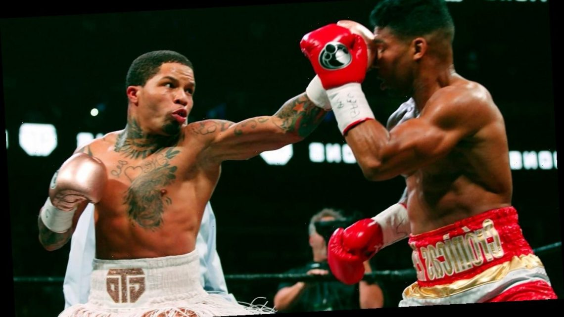 Gervonta Davis puts Leo Santa Cruz to sleep with vicious uppercut, draws Mike Tyson comparison