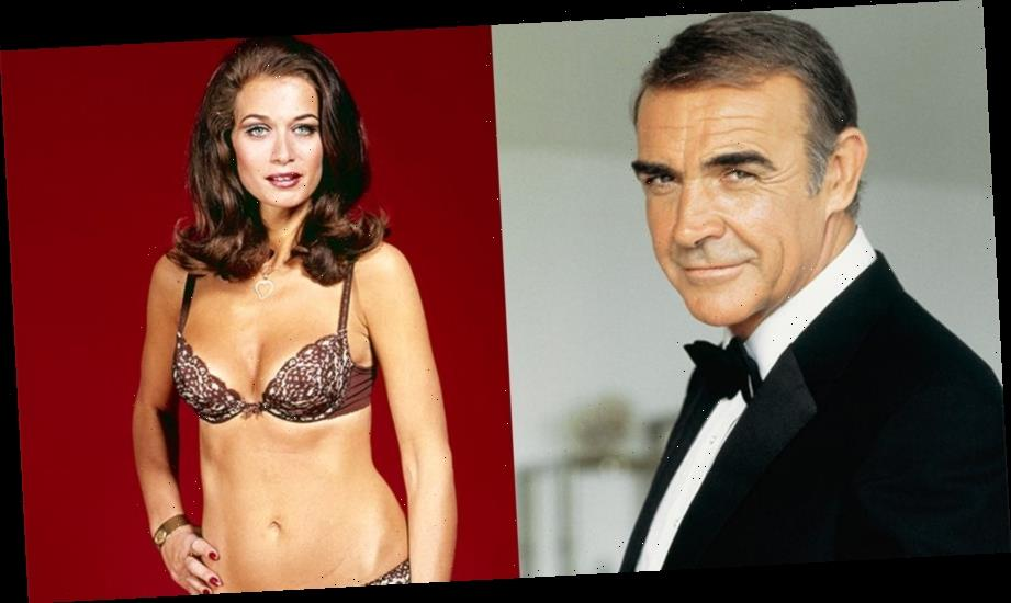 Sean Connery 'put me at ease' during bed scene in 'Never Say Never Again,' former Bond girl Valerie Leon says