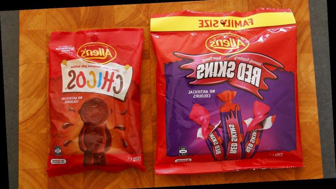 Nestlé rebrands 2 candies following concerns over 'insensitive cultural depictions'